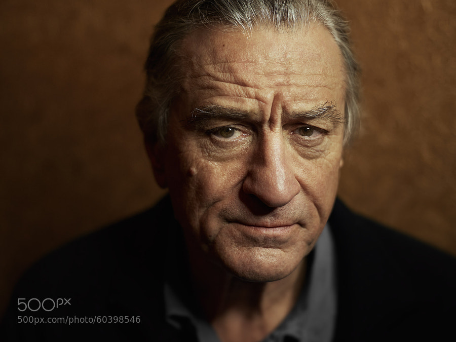Photograph Robert De Niro by Joey L. on 500px