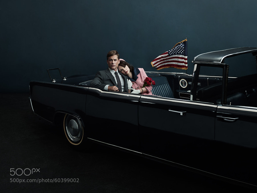 Photograph Killing Kennedy - National Geographic Channel by Joey L. on 500px