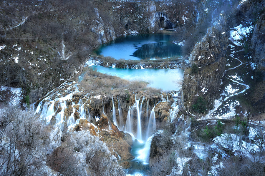 Photograph The Plitvice Lakes by Vesna Zivcic on 500px