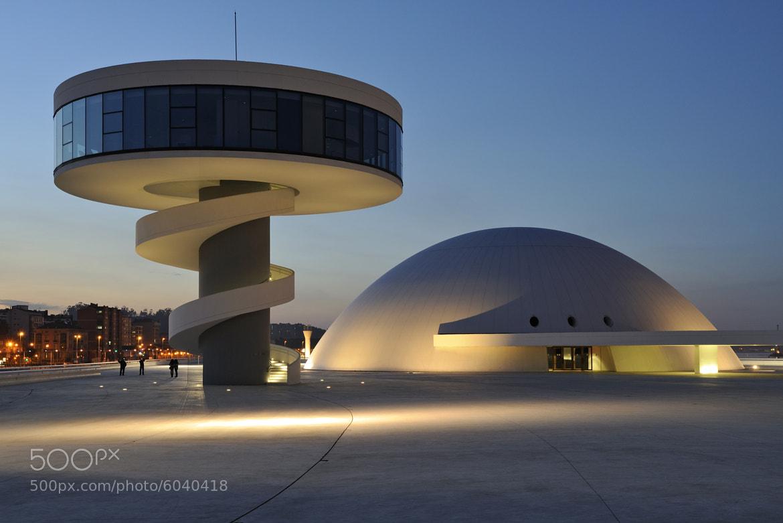 Photograph Niemeyer Avilés  by Adrián Díaz on 500px