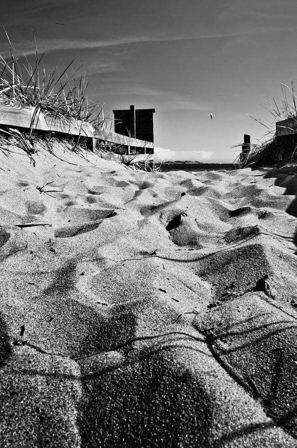 Dunes of contrast