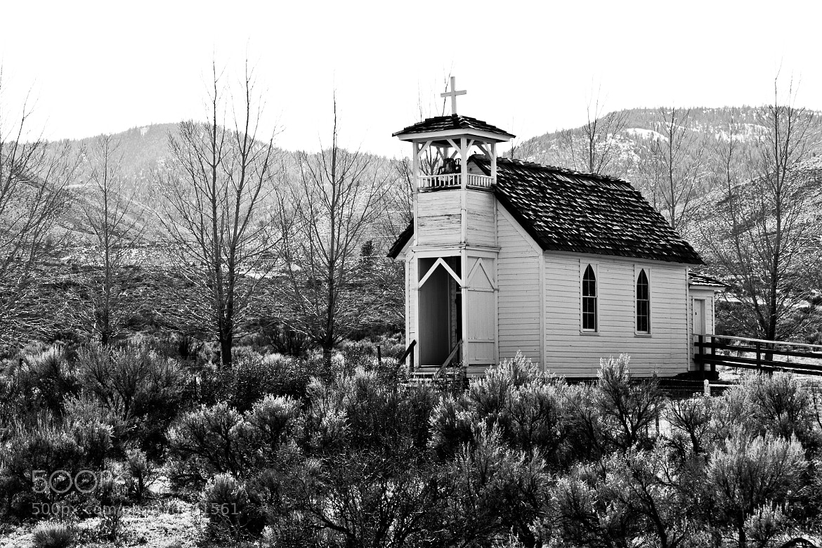 Photograph Little White Church by Michael Risser on 500px