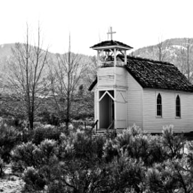 Little White Church by Michael Risser (ttlphoto)) on 500px.com