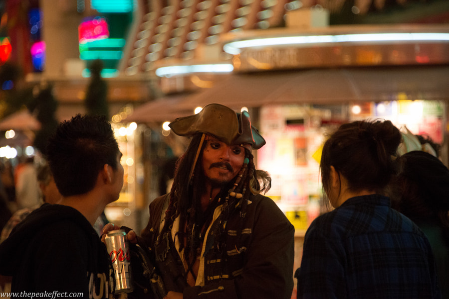 Fremont Pirate by Donato Scarano on 500px.com