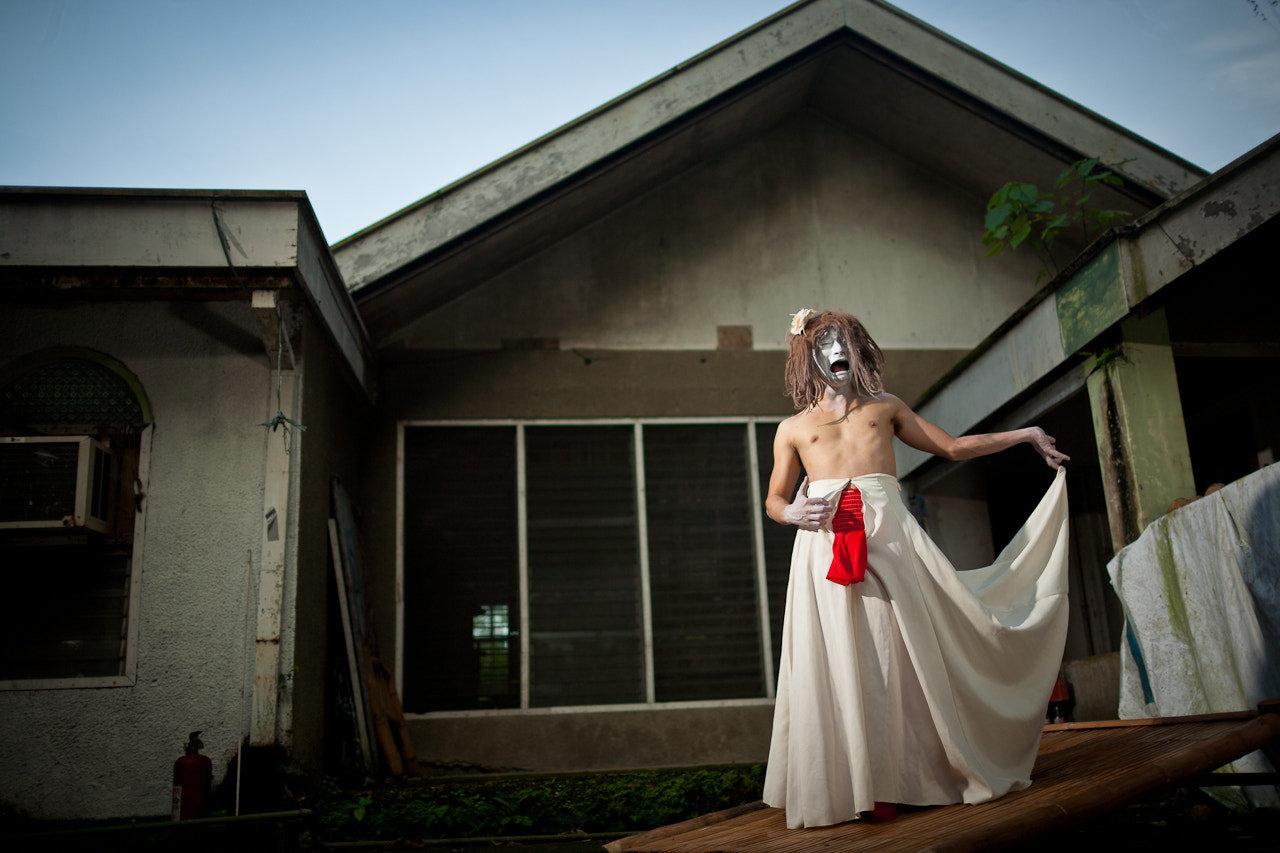 Photograph Butoh by Archie Uy on 500px