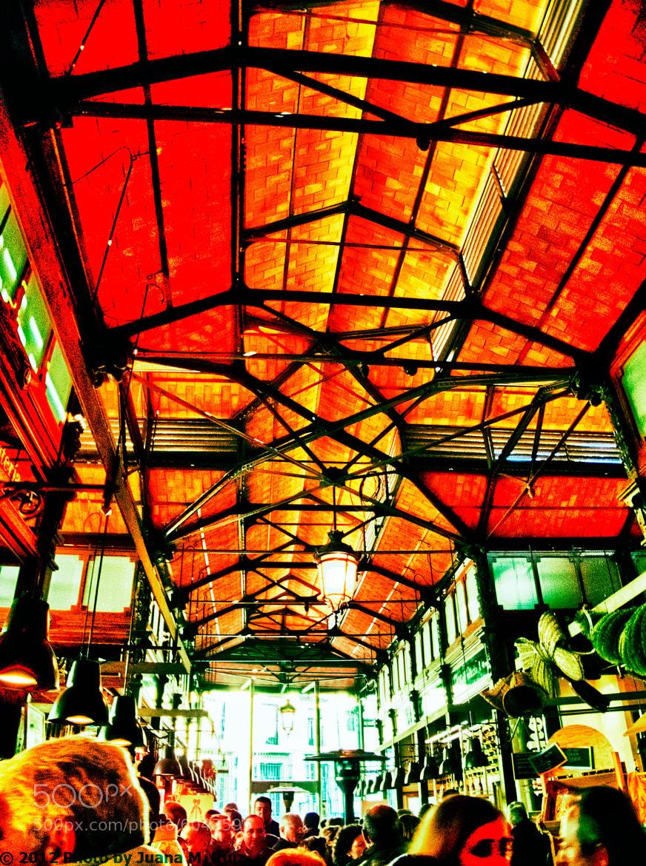 Photograph Mercado de San Miguel HDR by Juana Maria Ruiz on 500px