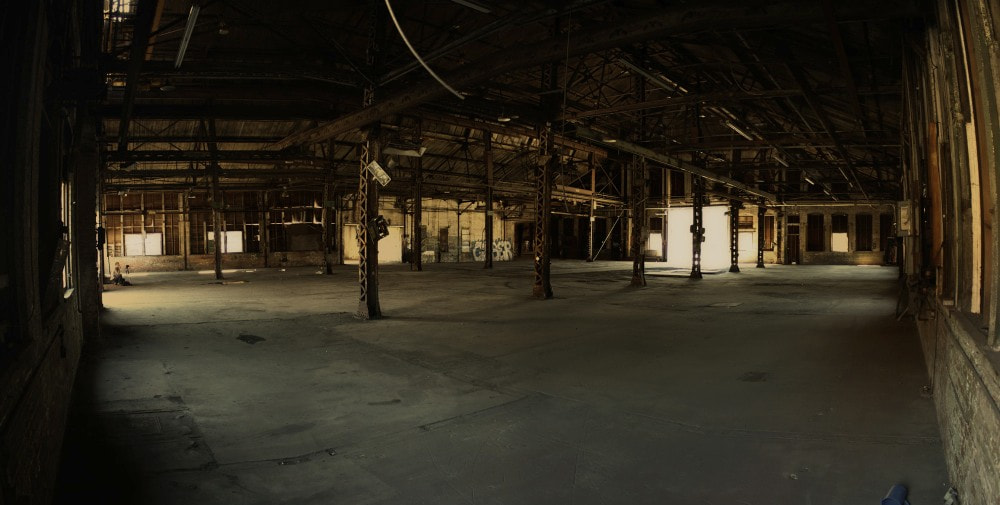 Photograph Abandoned Panoramic  by Andrew Winchell on 500px