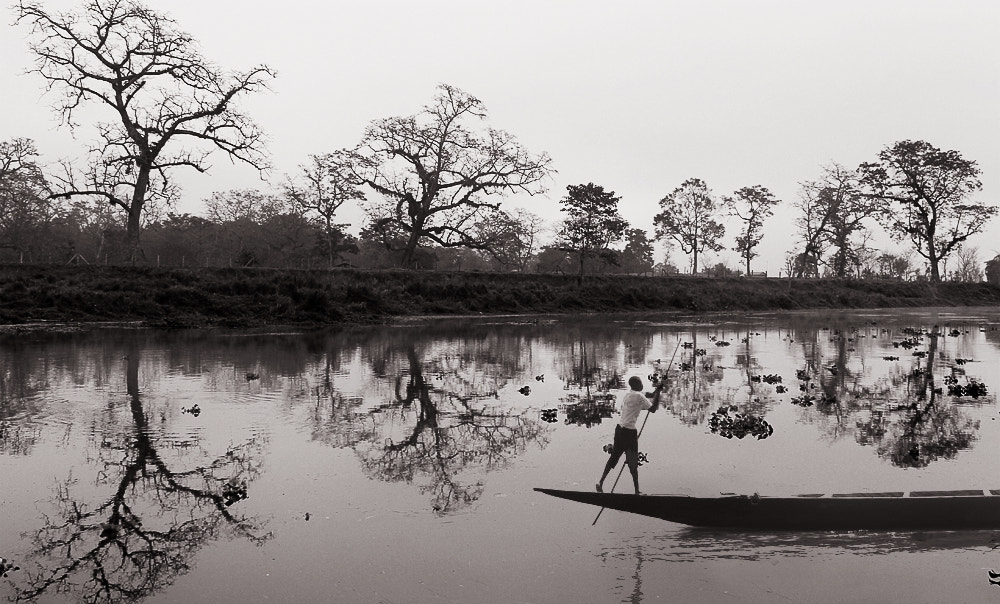 Photograph fisherman by Parag Thapa on 500px