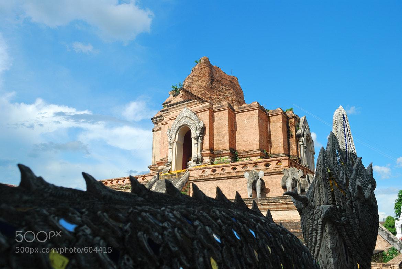 Photograph Old Pagoda  by Apisit Wongkaew on 500px