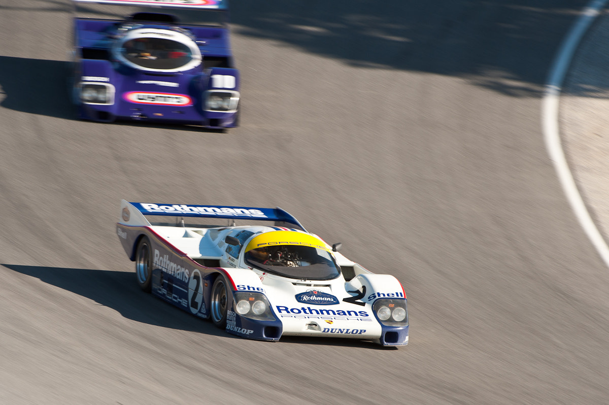 Photograph Porsche 962's by Christopher Campbell on 500px