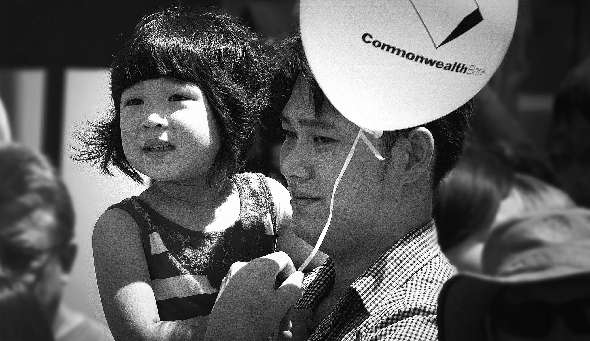 Photograph { Father and daughter } by Thai Hoa Pham on 500px