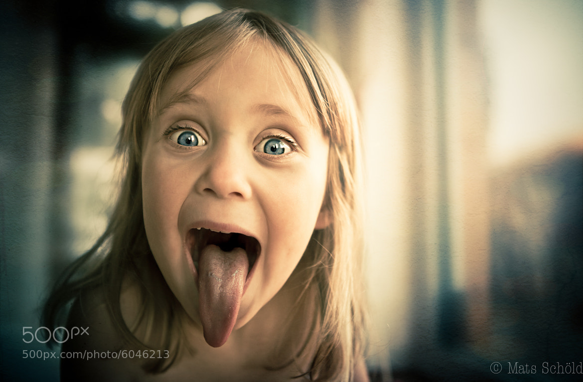 Photograph Tongue by Mats  Schöld on 500px