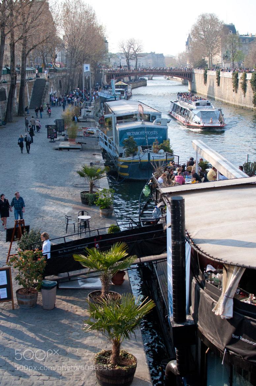 Photograph Les quai de la Seine by Cheng LAW on 500px