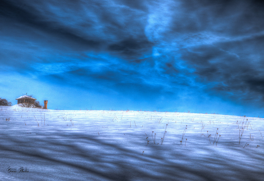 HDR photo on a winters' day...