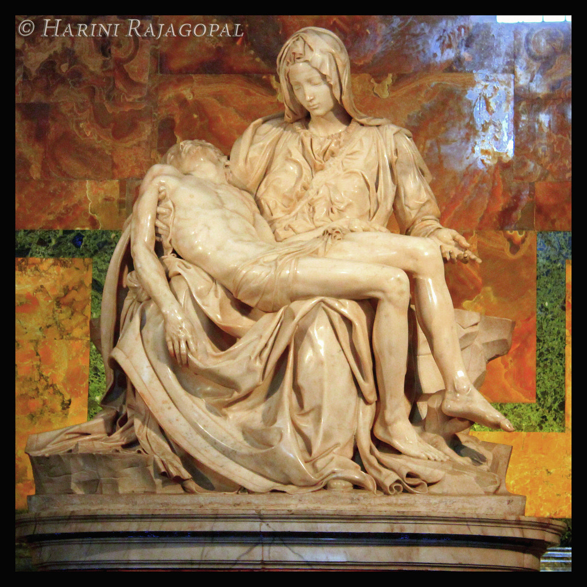 Photograph Pietà by HARINI RAJAGOPAL on 500px