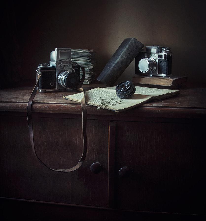 Old cameras by Igor Alekseev on 500px.com