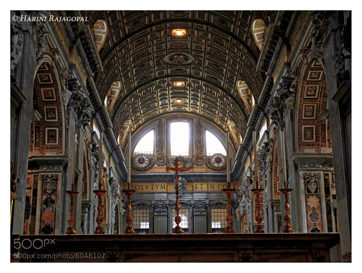 Photograph From the main Altar by HARINI RAJAGOPAL on 500px