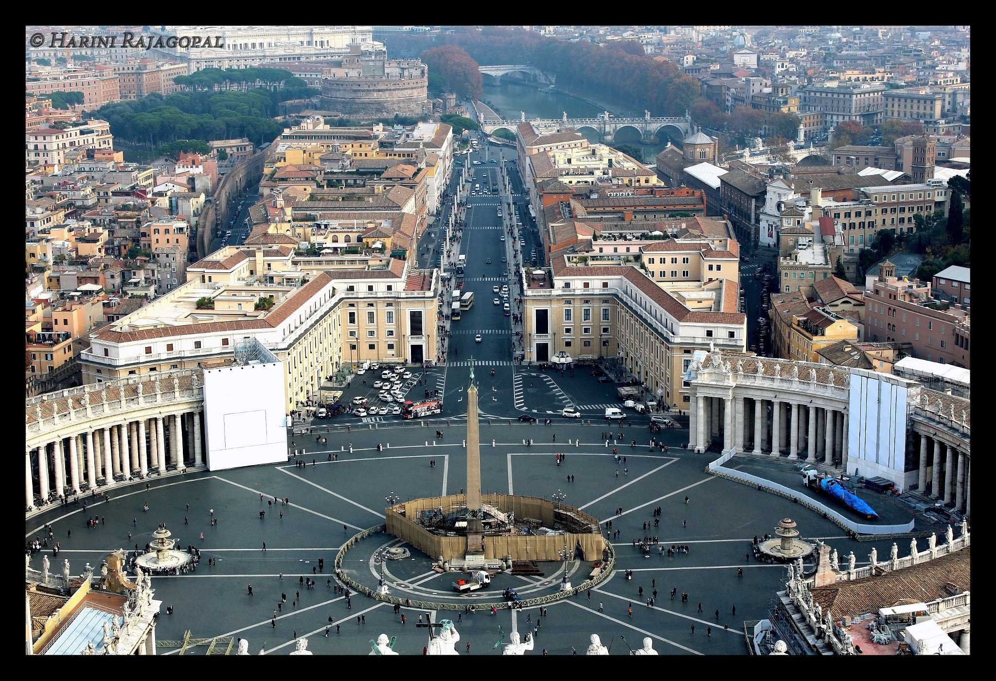 Photograph St Peters Square by HARINI RAJAGOPAL on 500px