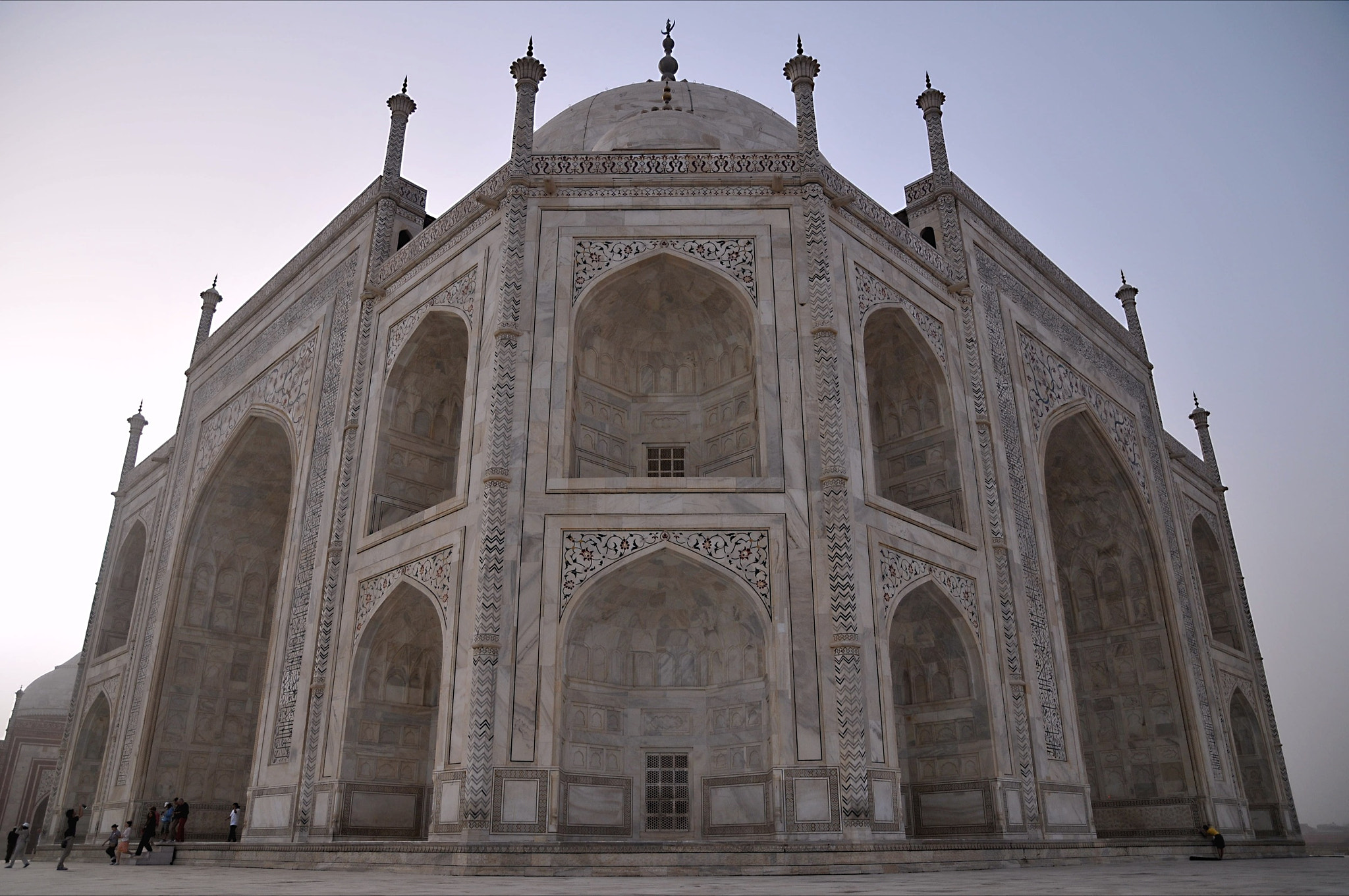 Photograph Taj Mahal by Chris Manning on 500px