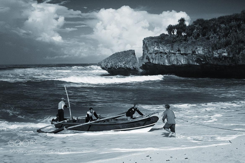 Photograph fishermen Return by 3 Joko on 500px
