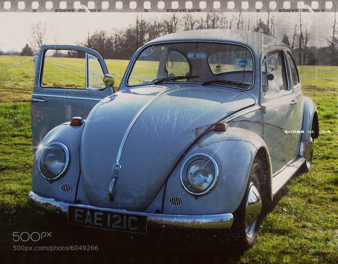 Photograph vw by Rebecca Banks on 500px