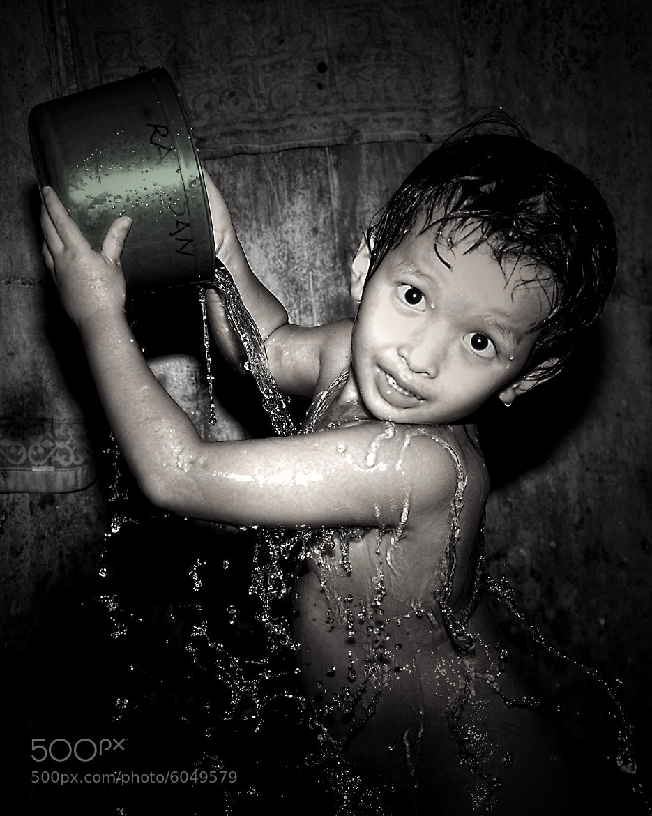 Photograph BATHING by Razali Ahmad on 500px