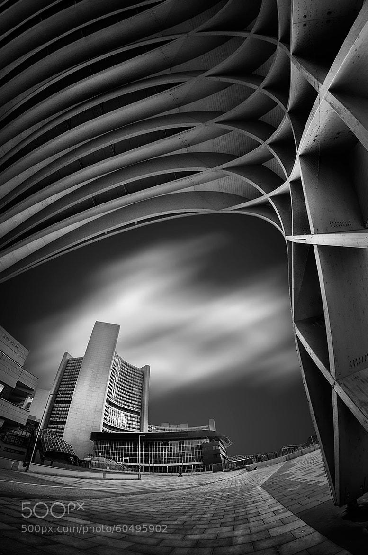 Uno City, Vienna by Stoleac Cosmin