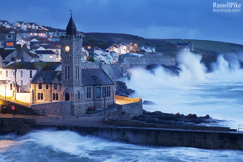 Photograph Porthleven, Cornwall, England by Russell Pike on 500px