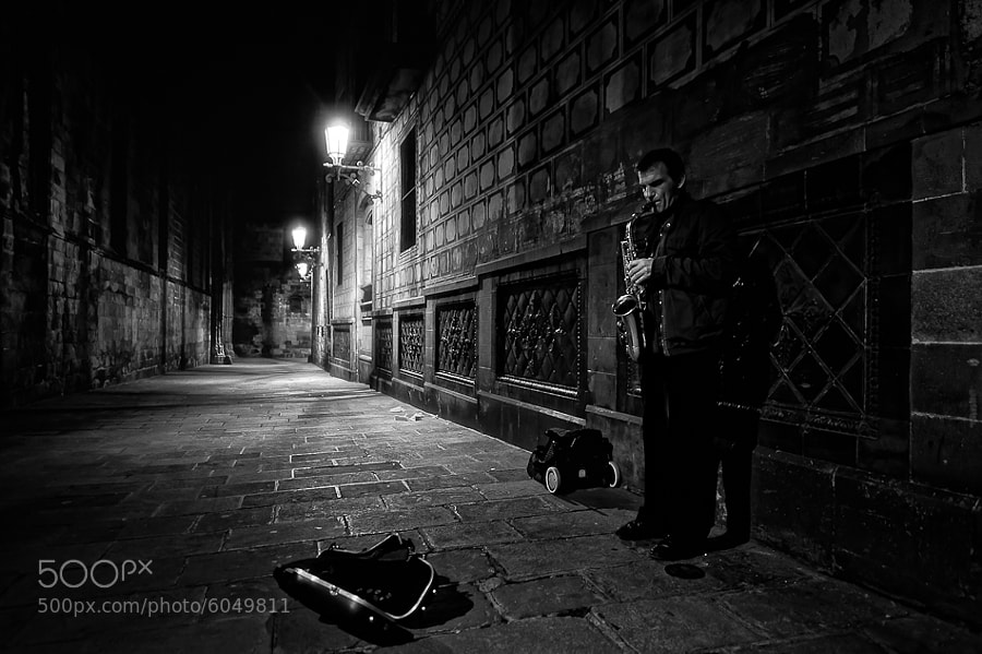 Photograph Midnight Jazz by Ian RP on 500px