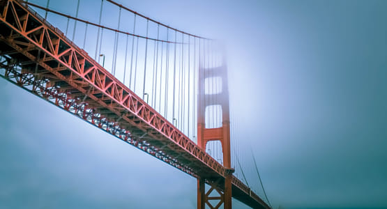 Foggy Morning in San Francisco by Janet Weldon on 500px