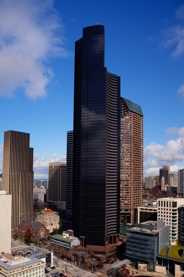 Photograph columbia center seattle by michael noirot on for Columbia flooring jobs