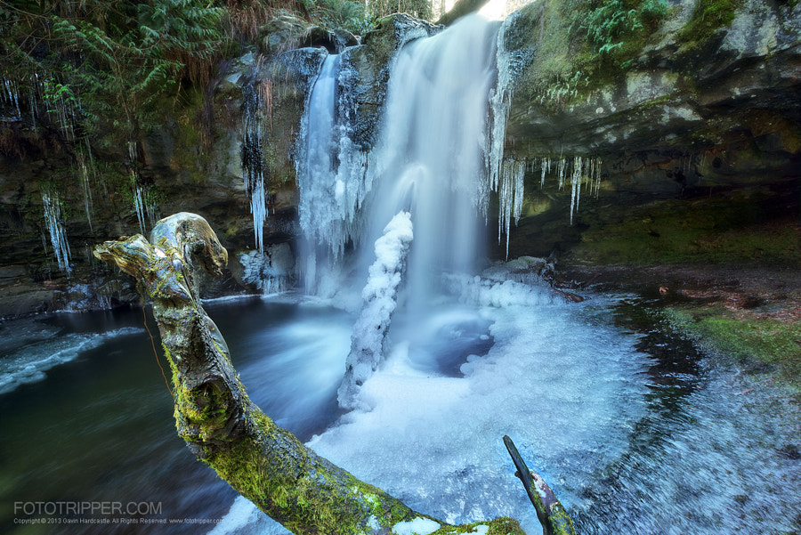 stocking freeze by Gavin Hardcastle on 500px.com