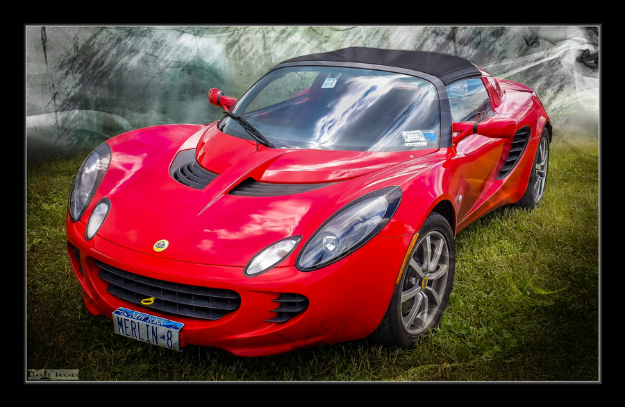 Lotus Elise Dream Car