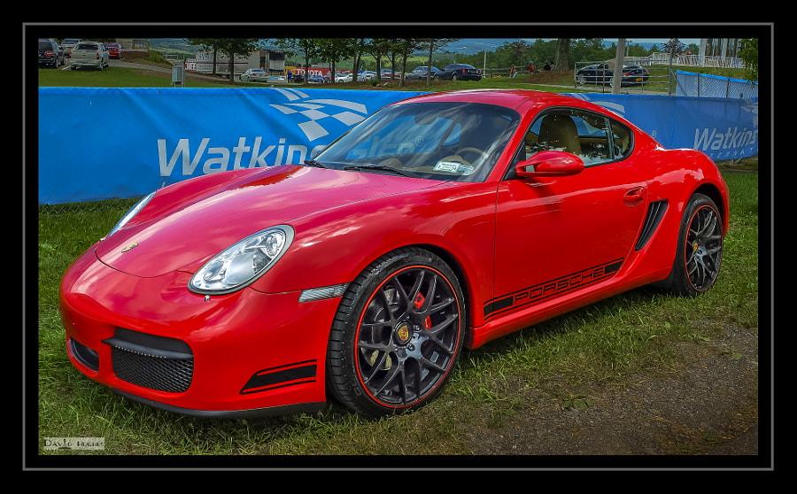 2011 Porsche Cayman R