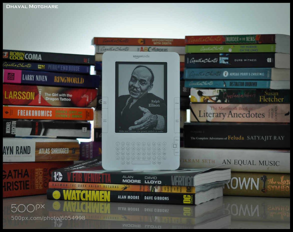 Photograph Kindle by Dhaval Motghare on 500px