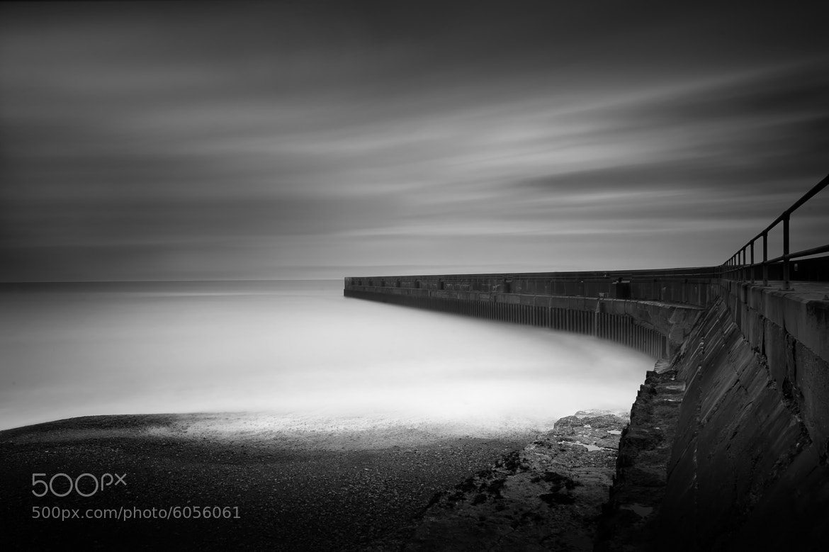 Photograph BREAKWATER by Spencer Brown on 500px