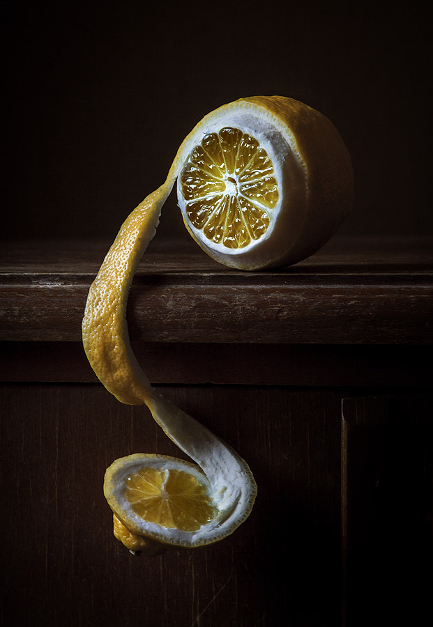 Lemon by Igor Alekseev on 500px.com