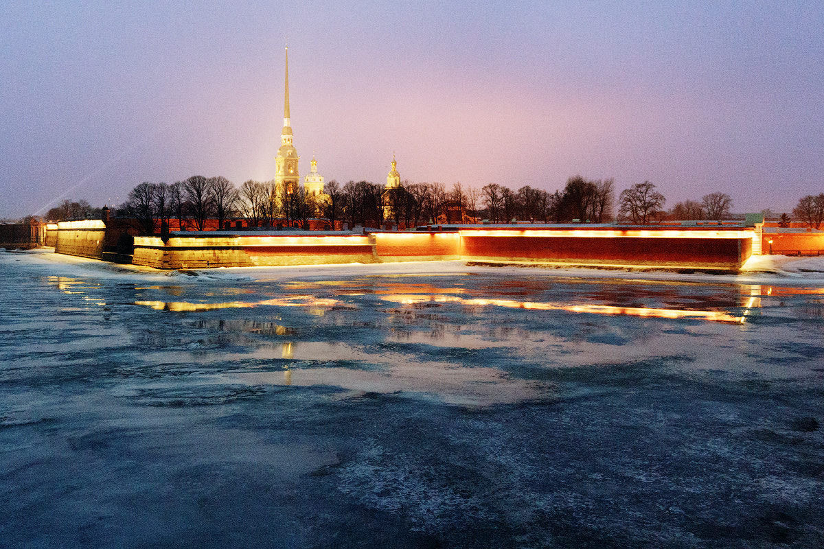 Photograph Peter and Paul Fortress by Alexandr Kucherenko on 500px