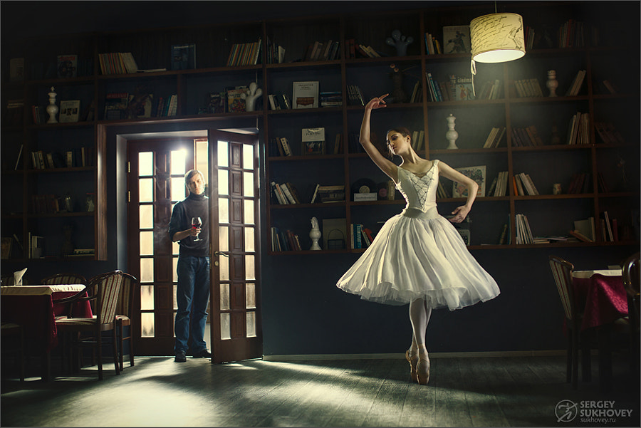 Ballet by Sergey Sukhovey on 500px.com