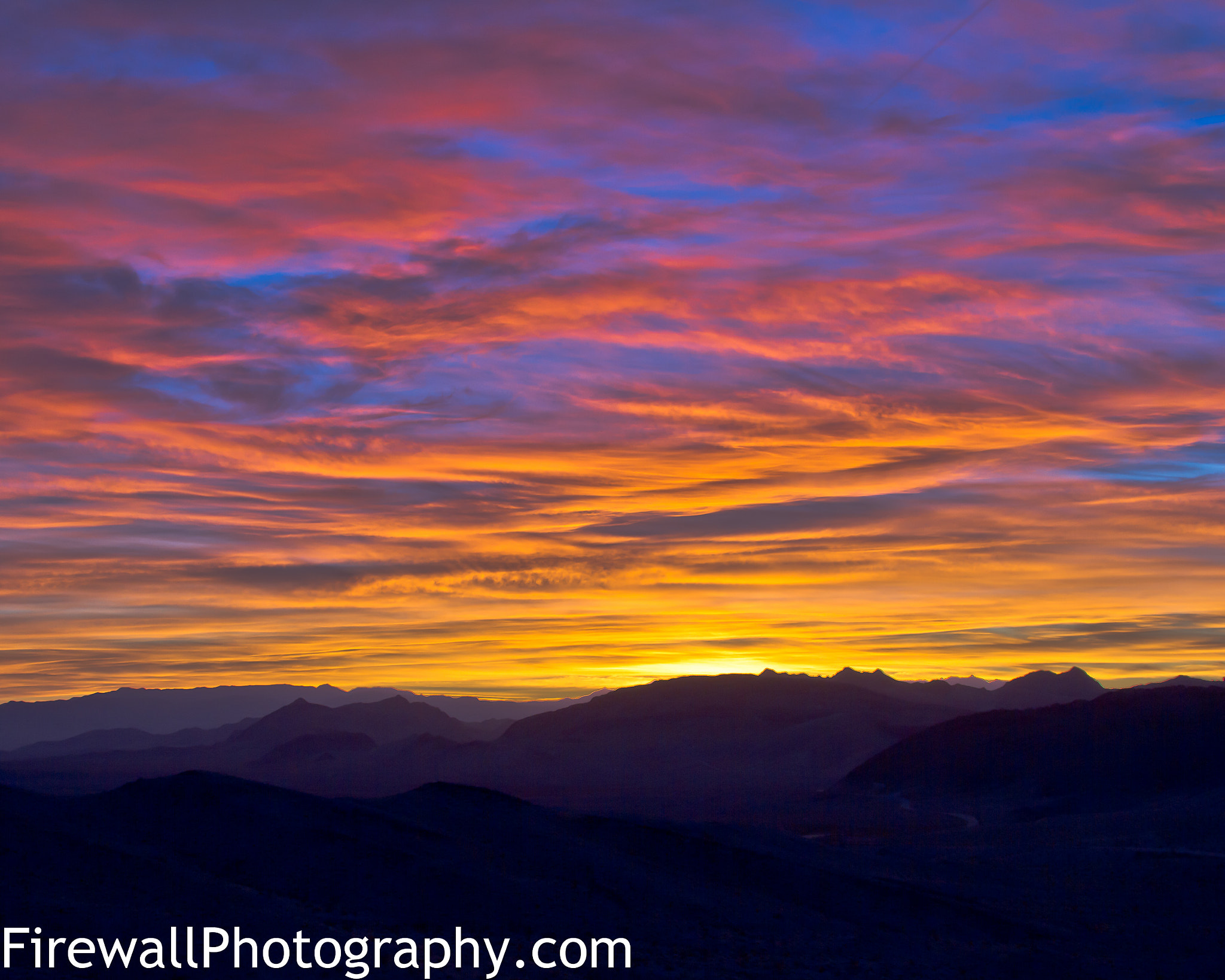 Photograph Sunrise over Black Mountains by J McDonald on 500px