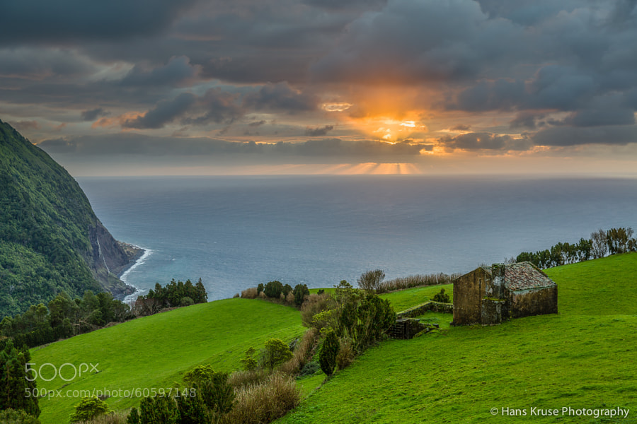 This photo was shot during a trip to the Azores Islands in February 2014. I'm researching for potentially organizing a photo workshop on the Azores Islands in the future.