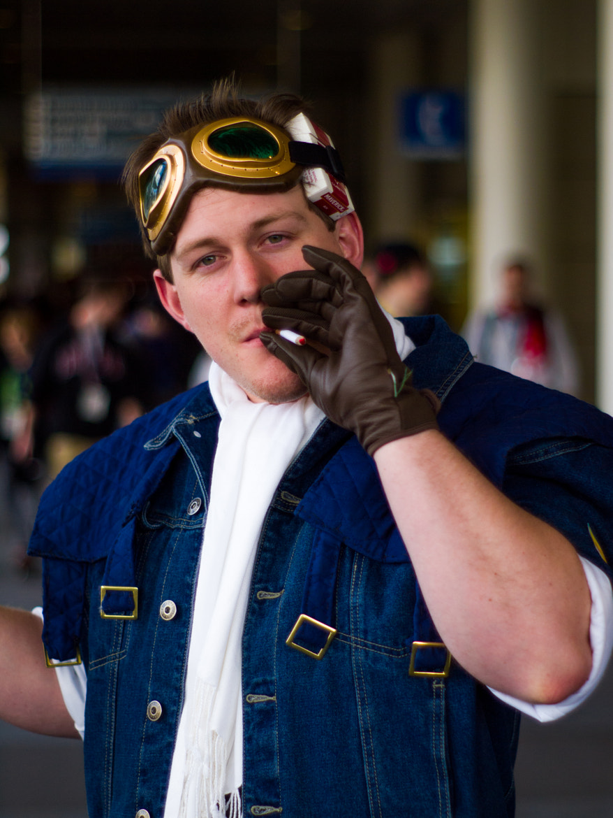 Photograph Cid Highwind from Final Fantasy VII - Pax East Boston 2013 by Jason Sarantos on 500px