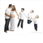 ������, ������: Maternity Photography with Children