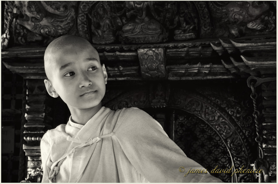 Young Monk