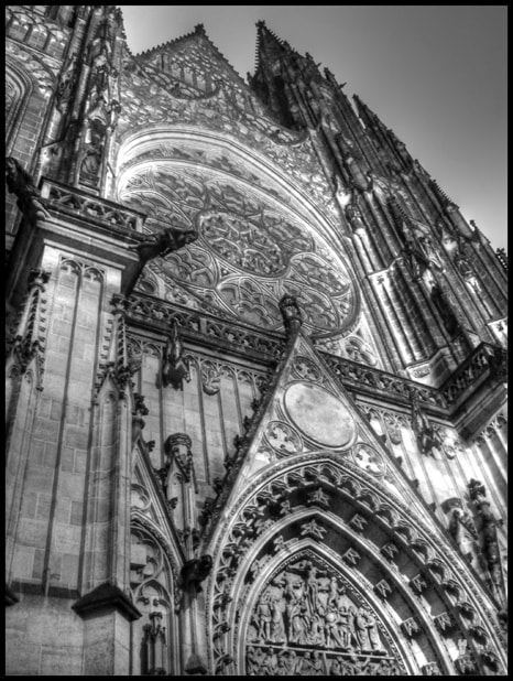 Photograph Prague - Cathedral by - TortureLord on 500px
