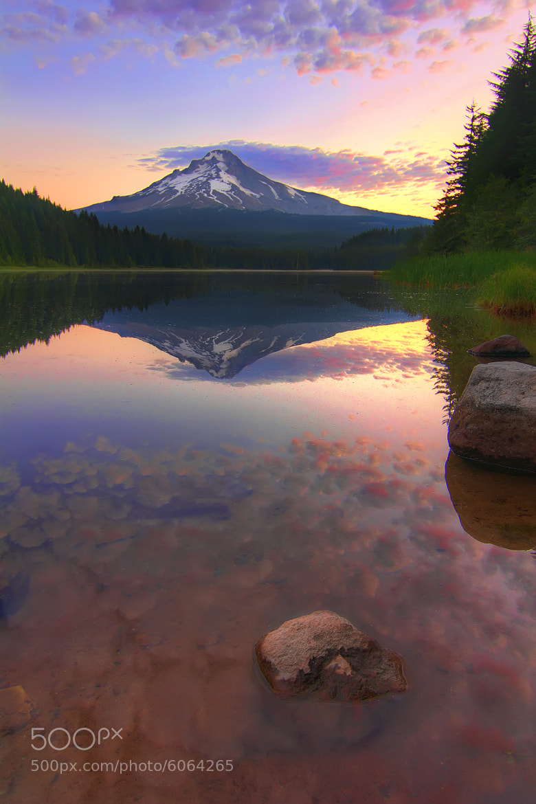 Photograph Mt. Hood by Cody Wilson on 500px