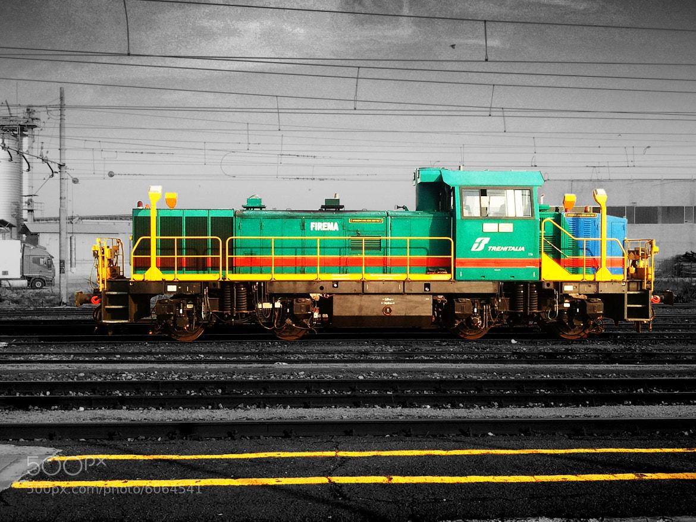 Photograph train... by Silvio Guala on 500px