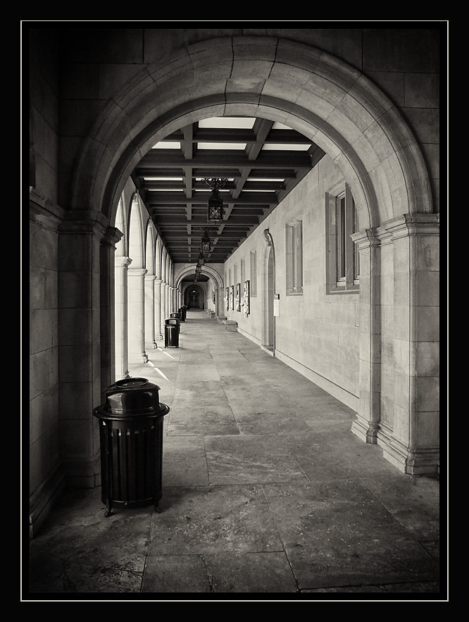 Photograph Halls by Dustin Hardwick on 500px