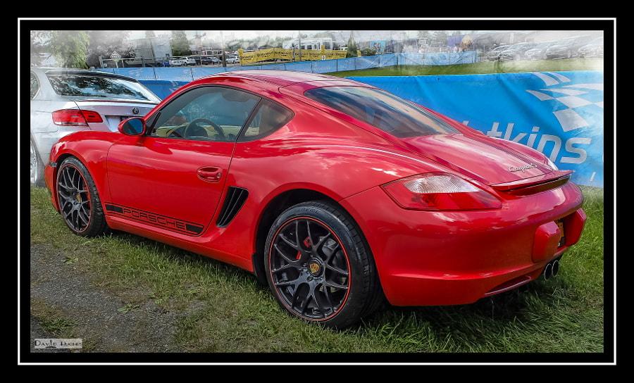 2011 Porsche Cayman R -1