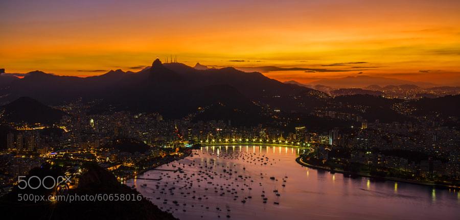 Photograph O Rio de Janeiro Continua Lindo... by Danilo Faria on 500px